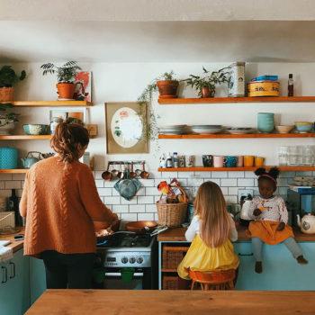 la cucina stanza