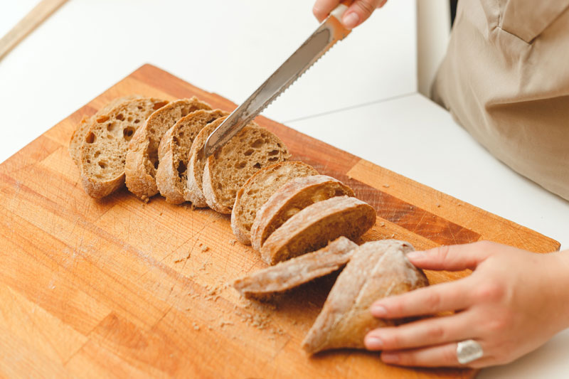 coltello del pane