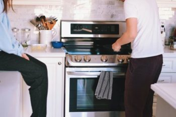 Come pulire una cucina elettrodomestici